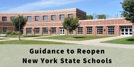 COVID-19 - Reopening Schools Information